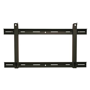 Heavy-Duty Custom Flat Panel Wall Mount - NEC 82