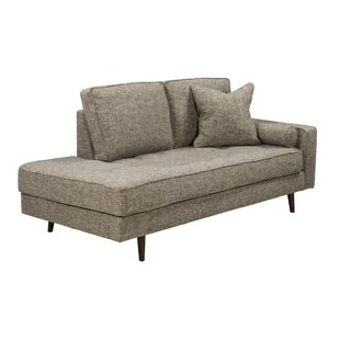 Grandin Chaise Lounge by Bungalow Rose 2019 Sale