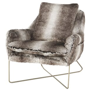 Everly Quinn Schumacher Lounge Chair
