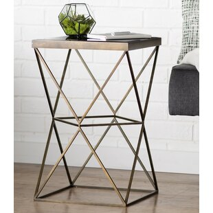 Langley Street Gunnar Frame End Table