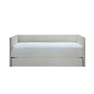 Aubrielle Franklin Twin Daybed with Trundle by Brayden Studio