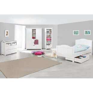 Nina 3 Piece Bedroom Set By Pinolino