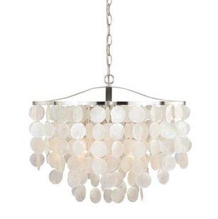 Kym 3-Light Novelty Chandelier
