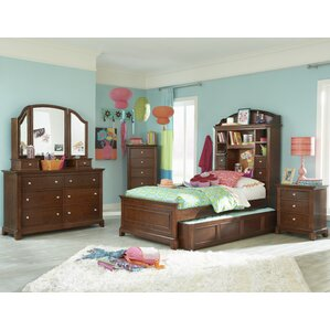 Dustin Captain Configurable Bedroom Set by Viv + Rae