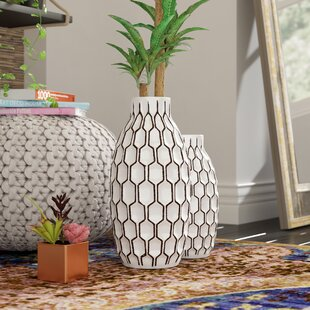 Shriver 2 Piece Table Vase Set