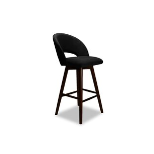 Affordable Letellier 26 Swivel Bar Stool by Wrought Studio Reviews (2019) & Buyer's Guide
