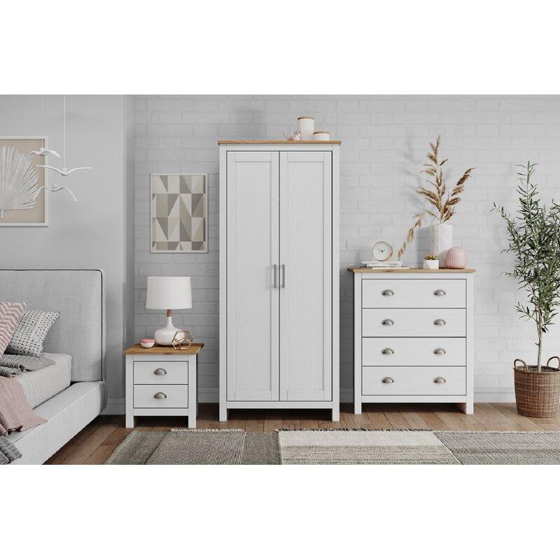 Brambly Cottage Liddle 3 Piece Bedroom Set Wayfair Co Uk