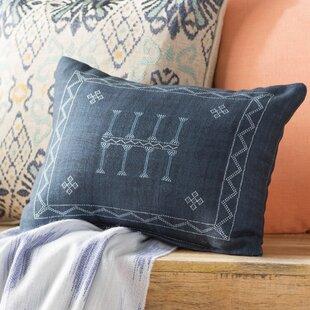 Mineral Cotton Lumbar Pillow