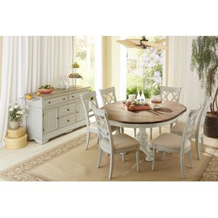 Allgood Dining Table by Highland Dunes