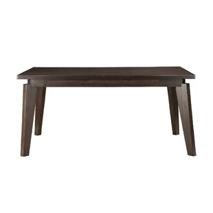 Union Rustic Templeville Wooden Dining Table