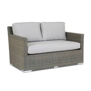 Majorca Loveseat with Sunbrella Cushions