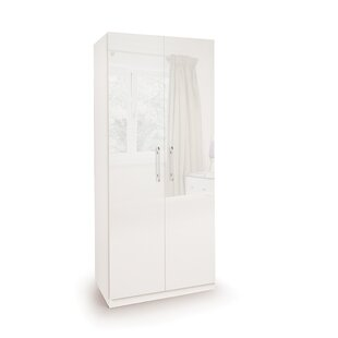 Beverley 2 Door Wardrobe By Metro Lane