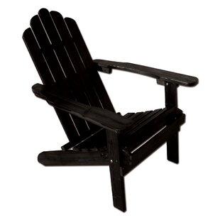 Poly Plastic Folding Adirondack Chair