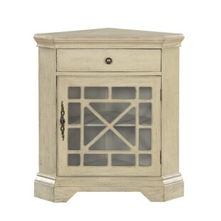 Inexpensive Jaycob Corner 1 Door Accent Cabinet By Mistana
