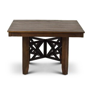 Losoya Solid Wood Dining Set Gracie Oaks