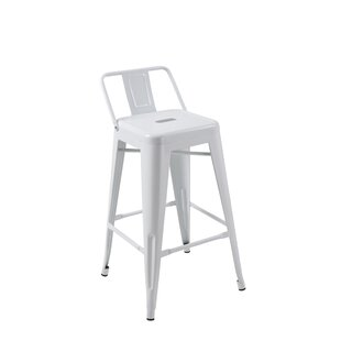 Inexpensive Perry 30 Bar Stool (Set of 4) by Wrought Studio Reviews (2019) & Buyer's Guide