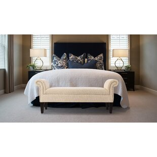 Dickison Upholstered Bench by Darby Home Co