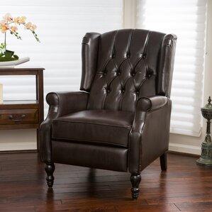henley manual recliner
