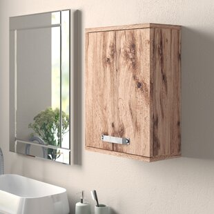 Renteria 40.3cm X 54.5cm Free Standing Bathroom Cabinet By Borough Wharf