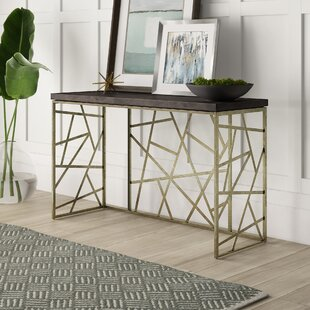 Kyzer Rectangle Console Table
