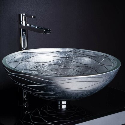 Luxury Glass Sinks Bathroom Sinks Perigold