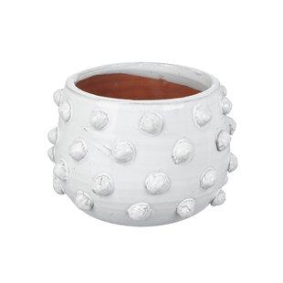 Dussault Ceramic Plant Pot By Astoria Grand