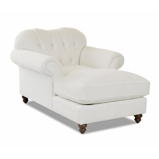 Lucie Chaise Lounge by Birch Lane™ Heritage Great price