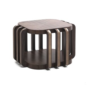 Annibale Colombo Coffee Table with Metal ..