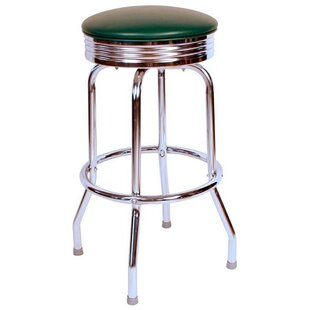 Retro Home 30 Swivel Bar Stool by Richardson Seating Wonderful