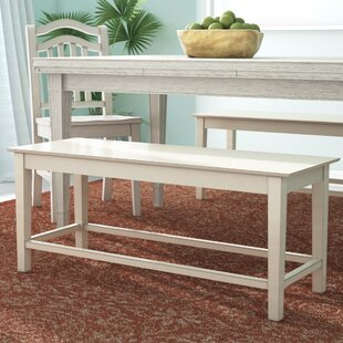 Beachcrest Home Silver Springs Bench
