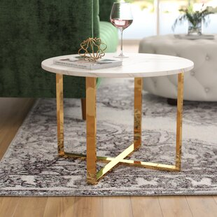 Rogelio End Table by Willa Arlo Interiors