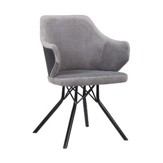 Albina Upholstered Dining Chair by Wrought Studio SKU:CC269438 Shop