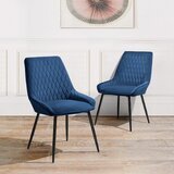 Kirkham Upholstered Side Chair (Set of 2) by Corrigan Studio®