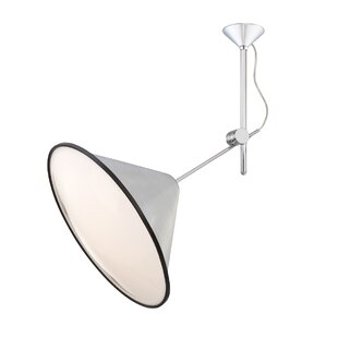 Eurofase Manera 1-Light Cone Pendant