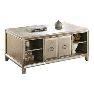 Lister Lift Top Coffee Table with Storage by Rosdorf Park