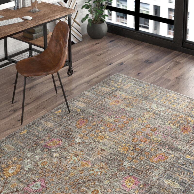 Bernardyn Gray Multi Area Rug Amp Reviews Allmodern