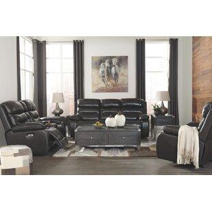 Red Barrel Studio Sigourney Reclining Configurable Living Room Set