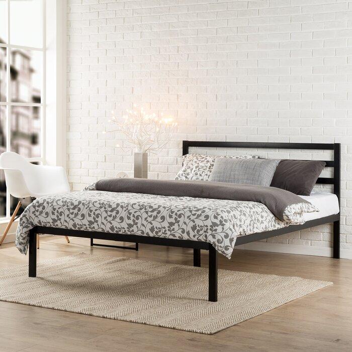 Canadas Best Mattress 1500h Platform Bed Reviews Wayfairca