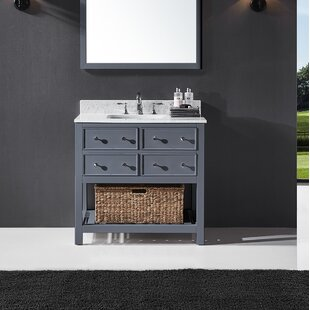 Celestia 36 Single Bathroom Vanity Set By Three Posts
