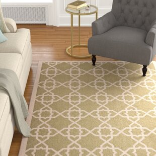 Bexton Green / Beige Indoor/Outdoor Rug