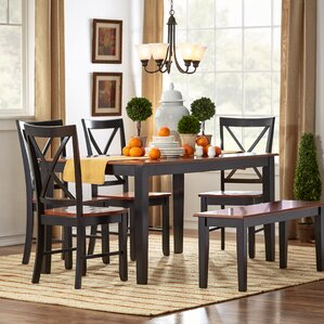 Greenside Deering 6 Piece Dining Set by T..