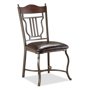 Gracie Oaks Mccarthy Side Upholstered Dining Chair (Set of 4)
