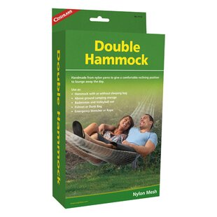 Double Hammock by Coghlans