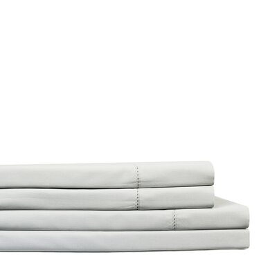 Cotton Solid Hemsch Sheet Set