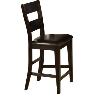 Wildon Home ® Solid Wood Dining Chair (Set of 2)