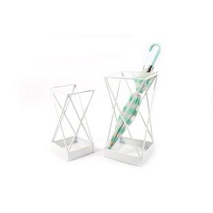 Review Brit 4 Piece Umbrella Stand Set (Set Of 4)