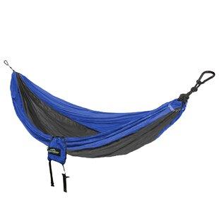 Travel Single Nylon Camping Hammock by Castaway Hammocks