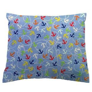Nautical Pillowcase BySheetworld