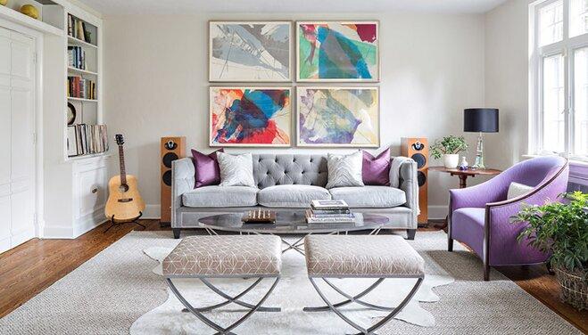 Living Room Organization Ideas | Wayfair