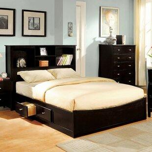 Rogowski Storage Platform Bed by Red Barrel Studio